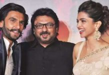 Three-films deal for Ranveer and Deepika from Bhansali direction
