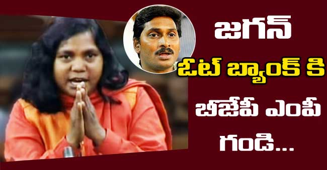 BJP MP Savithri Bai Phule To Rally against Modi