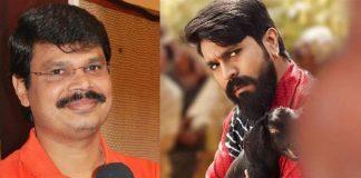 Boyapati Srinu Tension With Ram Charan Look After Rangasthalam