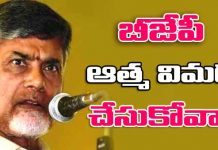 Chandrababu Comments on Modi