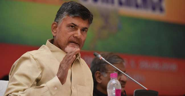 Chandrababu comments on Arun Jaitley over Ap Special Status