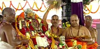Grand Celebrations On Sri Seetha Ramula Kalyanam In Bhadrachalam