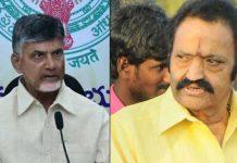 Hari Krishna Support to Chandrababu over TDP NDA Exits