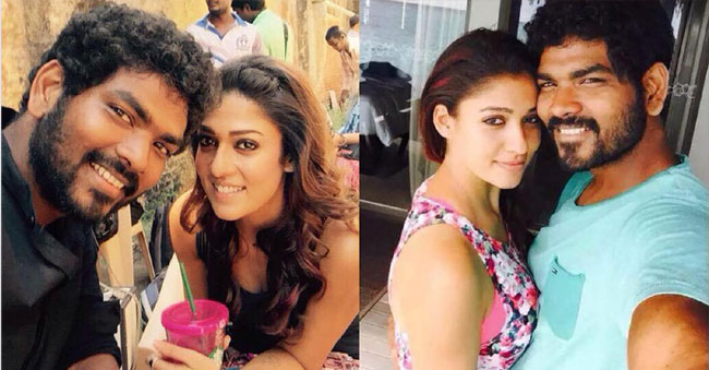 Nayanthara Open About Her Husband