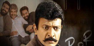 Rajasekhar to play Villain in RRR multistarrer