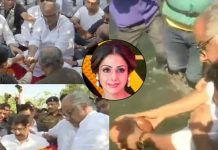 Reason Behind why Boney Kapoor immersed Sridevi ashes in Haridwar