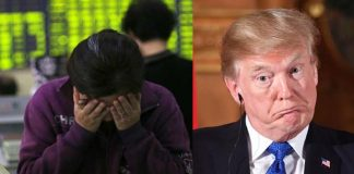Share Markets Crash Due To Donald Trump Trade Market Restrictions