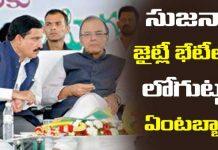 Sujana Chowdary Meets Arun Jaitley TDP tension