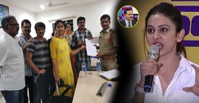 Tollywood Celebrities fires on TV5 Anchor Controversy Comments