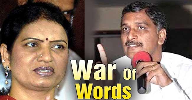 War Of Words between Congress and TRS at Telangana Assembly