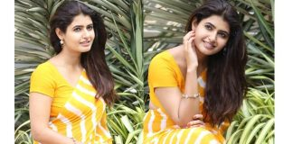 Ashima Narwal Latest saree photos