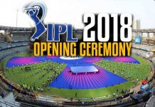 Bollywood Stars performance in IPL 2018 Opening Ceremony