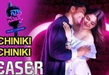 Chiniki Chiniki Video Song Promo from Naa Nuvve movie