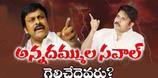 Chiranjeevi and Pawan Kalyan karnataka Elections Campaign