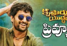 Krishnarjuna Yuddham movie Preview