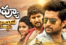 Krishnarjuna Yuddham movie review