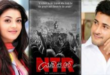 Mahesh Babu and Kajal Agarwal in NTR Biopic Movie