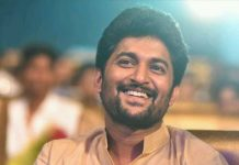 Nani announces his next project