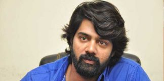 Naveen Chandra plays Chandrababu role in NTR movie