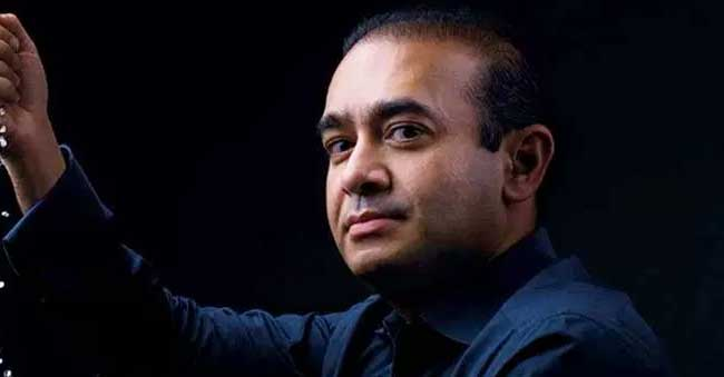 Nirav Modi Arrest by Hong Kong Police