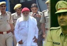 Police arrested Asaram Bapu in Rape case