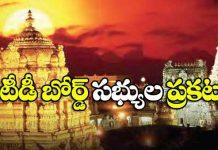 TDP release TTD Board Members list from Andhra Pradesh