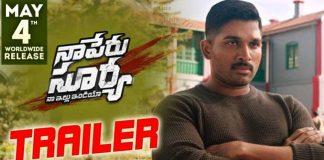 naa peru surya movie trailer release