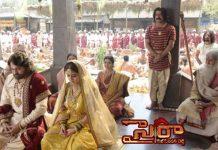 Chiranjeevi Sye Raa Narasimha Reddy movie Release Date Fixe in May 2019
