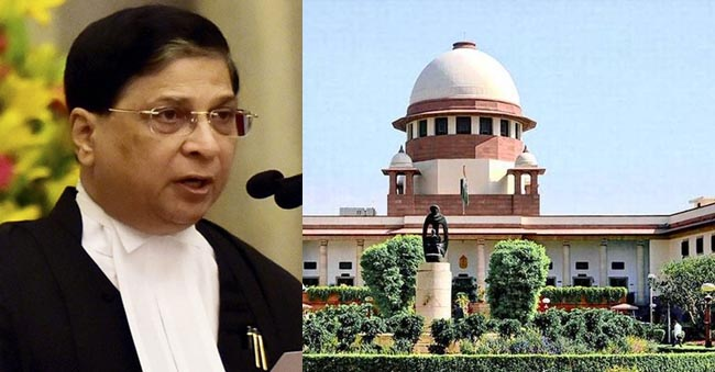Congress Moved To Supreme Court On Rejection of CJI Impeachment Notice
