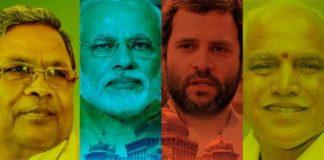 Congress vs BJP in Karnataka election 2018 Voting