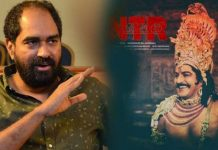 Director Krish responds on NTR Biopic movie