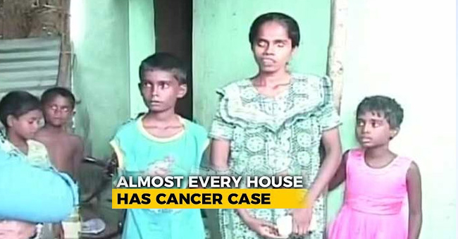 In A Village 3 Km From Sterlite Plant, Every Other House Has A Cancer Patient