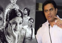 KTr Tweets on mahanati movie