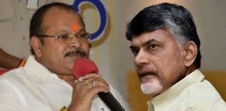 Kanna Lakshminarayana first day of the president he started attacking CBN