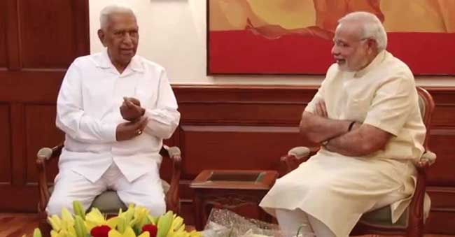 Karnataka Politics depends on Governor Vajubhai Vala Decision