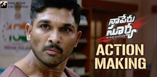 Naa Peru Surya Naa Illu India Action Making