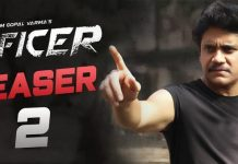 Nagarjuna Officer Movie Teaser 2