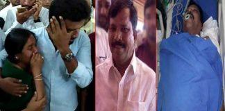 Paritala Ravi Follower Chaman Sab Dead At Venkatapuram