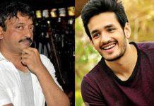 RGV Denies Rumors On Cancellation Movie With Akkineni Akhil