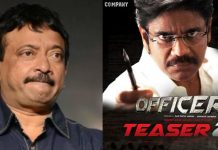 RGV Releasing Second Teaser To Nagarjuna Officer Movie