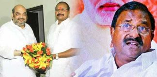 Somu Veerraju coming to Media after Kanna appoints as AP BJP President