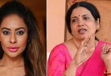 Sri Reddy release Jeevitha Rajasekhar hot video on Facebook