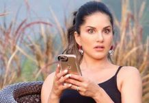 Sunny Leone crying after watching her Documentary movie