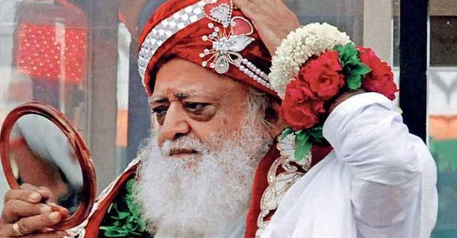 The victim mother comments on Asaram Bapu who affected by him