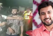 Tollywood actor Kireeti Damaraju booked for drunk driving case