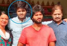Vijay Devarakonda Brother Anand Ready to Tollywood Debut