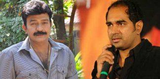 director krish clarity about his meets rajashekar