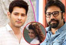 heroine Kajal Agarwal in mahesh babu and Sandeep Vanga movie