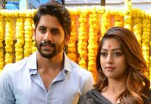 nagachaitanya Sailaja Reddy alludu new record on Overseas
