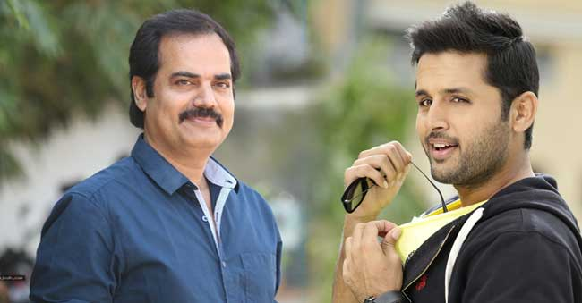 nithin next movie with Director Dolly